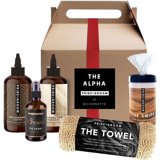 The Shedder Alpha Set - Pet Grooming - 1