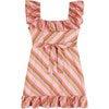Briony Mini Cotton Dress, Stripe - Dresses - 1 - thumbnail