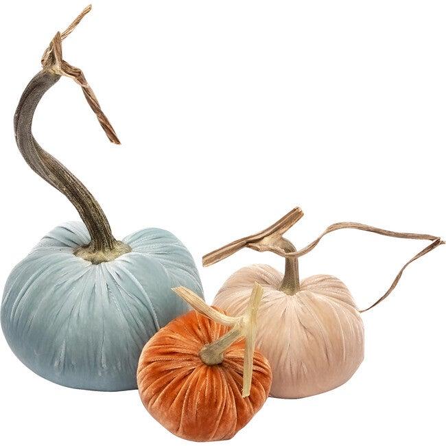 Pumpkin Trio, Seafoam
