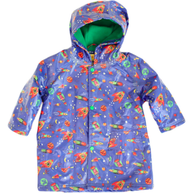Raincoat with Lining, Rocket