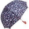 Umbrella, Navy Flower - Umbrellas - 1 - thumbnail