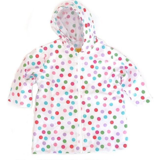 Raincoat Shell, Polka Dot