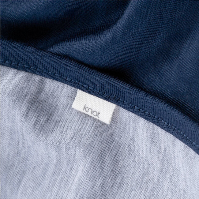 Blanket, Navy Merino Wool