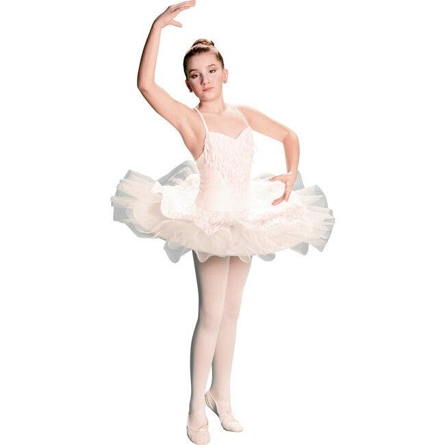 White Ballerina Costume