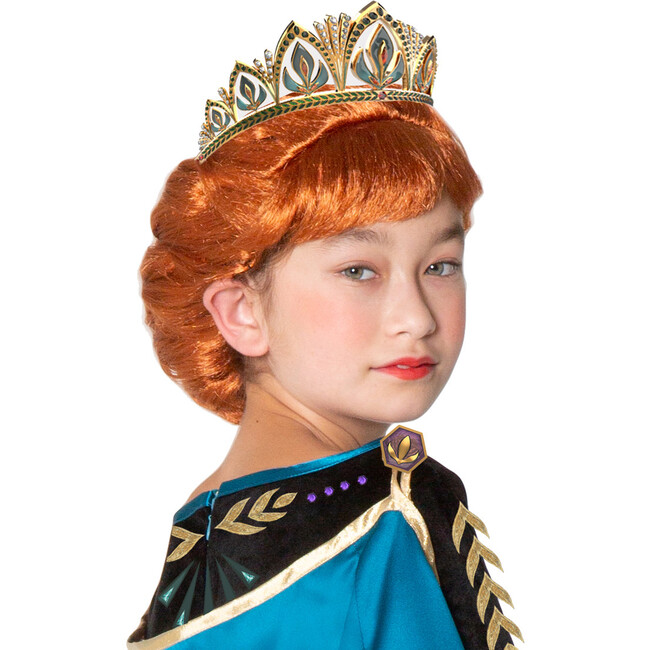 Disney Frozen II Queen Anna Wig