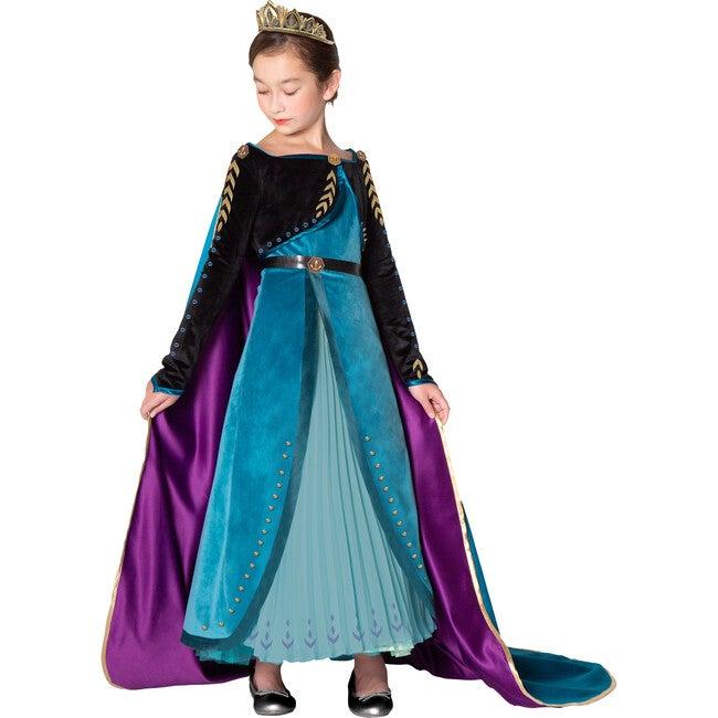 Disney Frozen II Queen Anna Costume