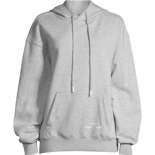 Adult Chloe Durable Hoodie, Classic Grey - Sweatshirts - 1