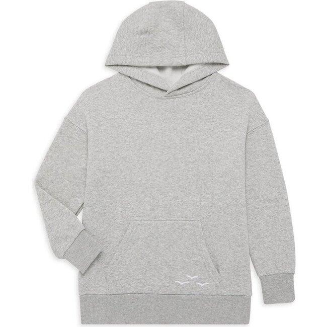 The Cooper Hoodie, Classic Grey - Sweatshirts - 1