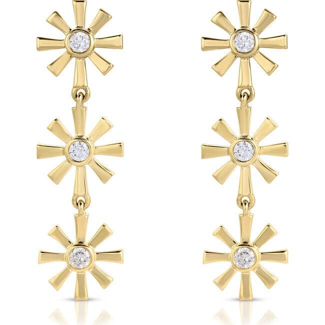 Women's Sunshine Drop Earrings - Earrings - 1