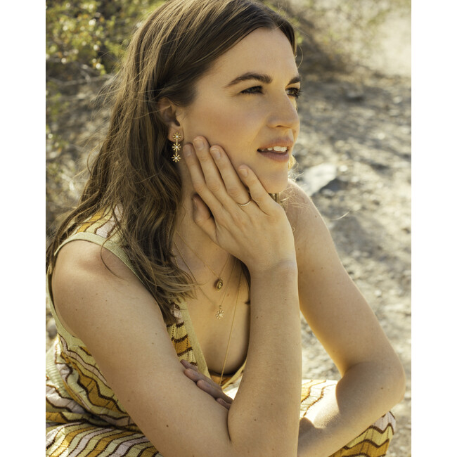 Women's Sunshine Drop Earrings