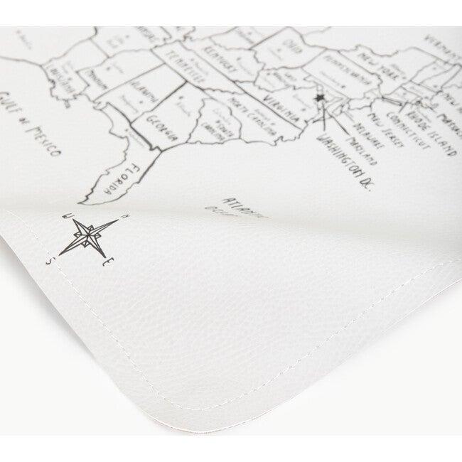 Micro Mat, USA Map