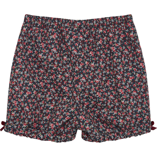 Bonnie Bloomers, Navy Floral
