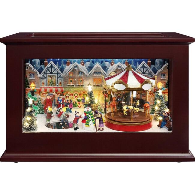 Heirloom Christmas Music Box