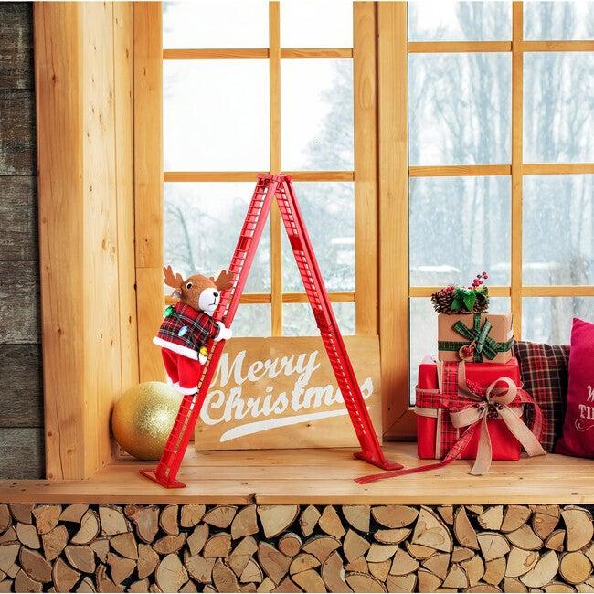 Tabletop Climber, Reindeer