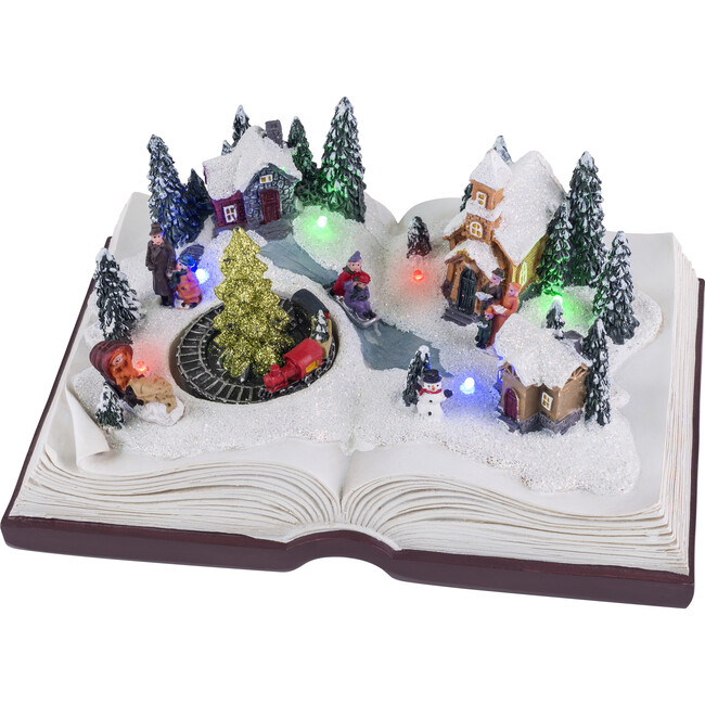 Animated Musical Storybook - Accents - 1