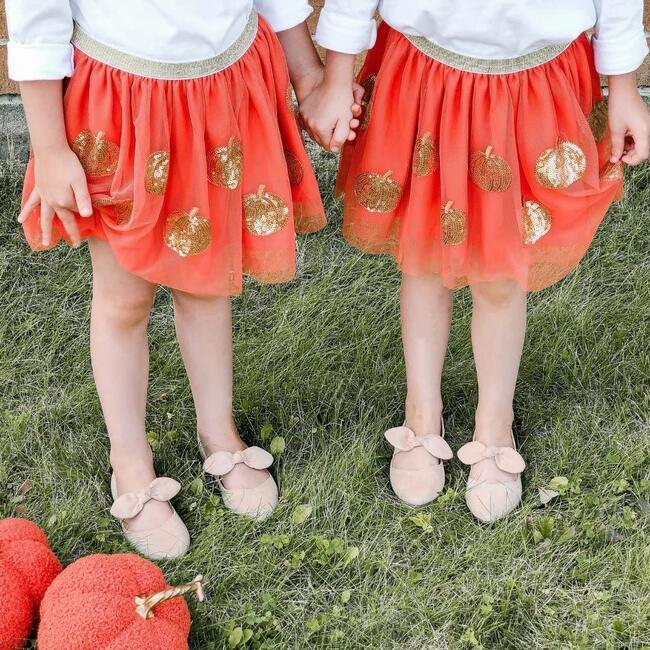 Pumpkin Tutu, Orange