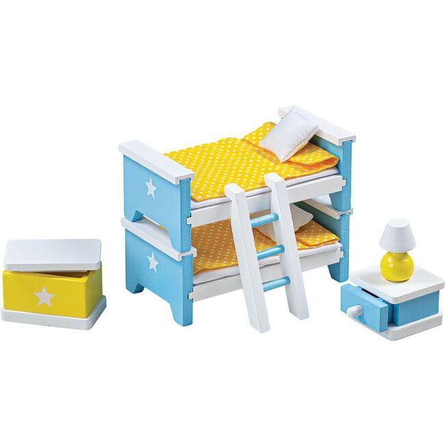 Doll Furniture Set, Children's Bedroom