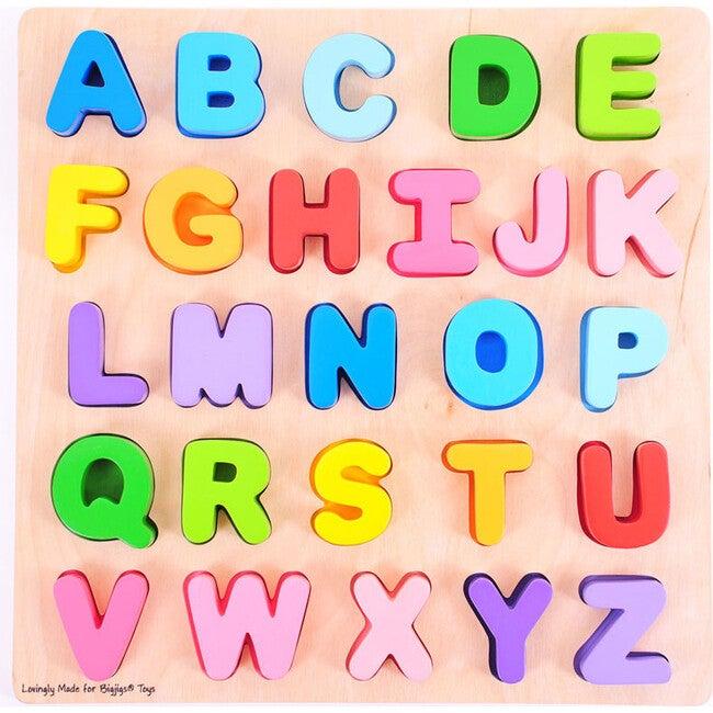 Chunky Alphabet Puzzle - Puzzles - 1