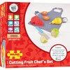 Cutting Fruit Chef Set - Play Food - 2