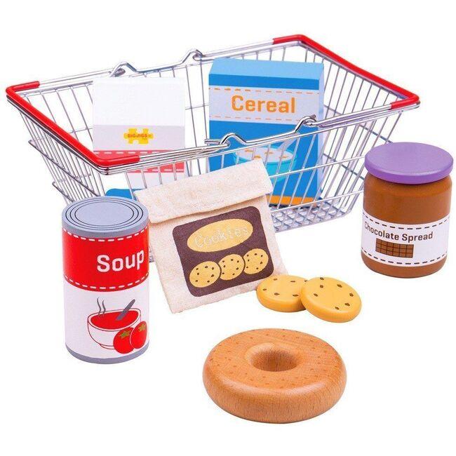 Shopping Basket & Groceries
