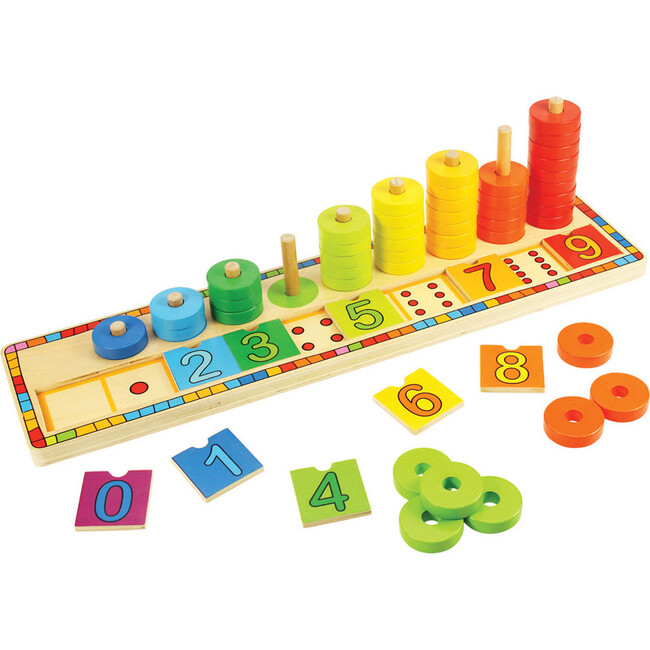 Learn to Count - STEM Toys - 1