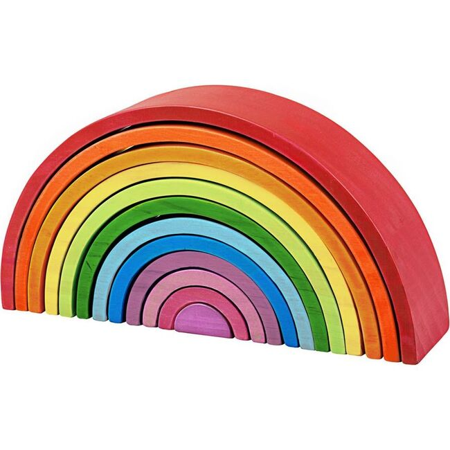 Large Stacking Rainbow