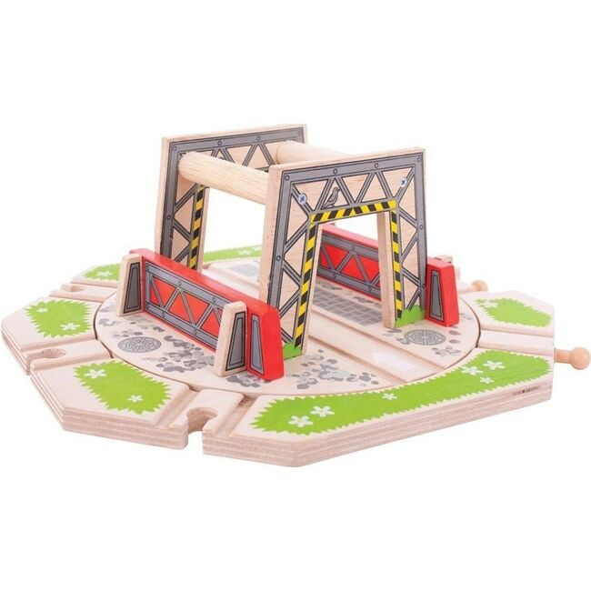 Turntable, Industrial - Transportation - 1