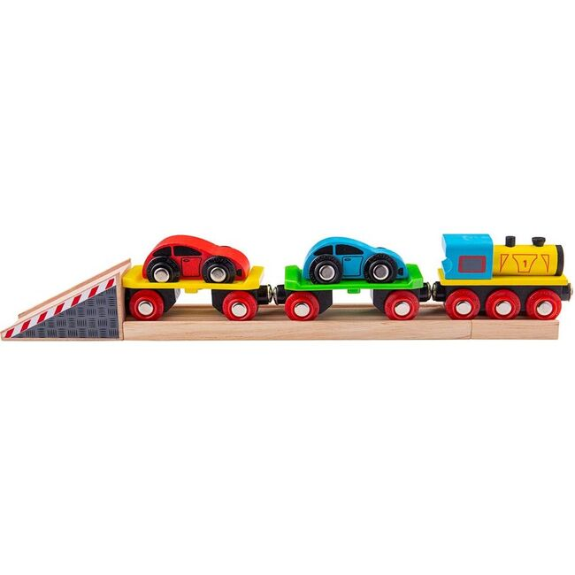 Rail Car Loader - Transportation - 1