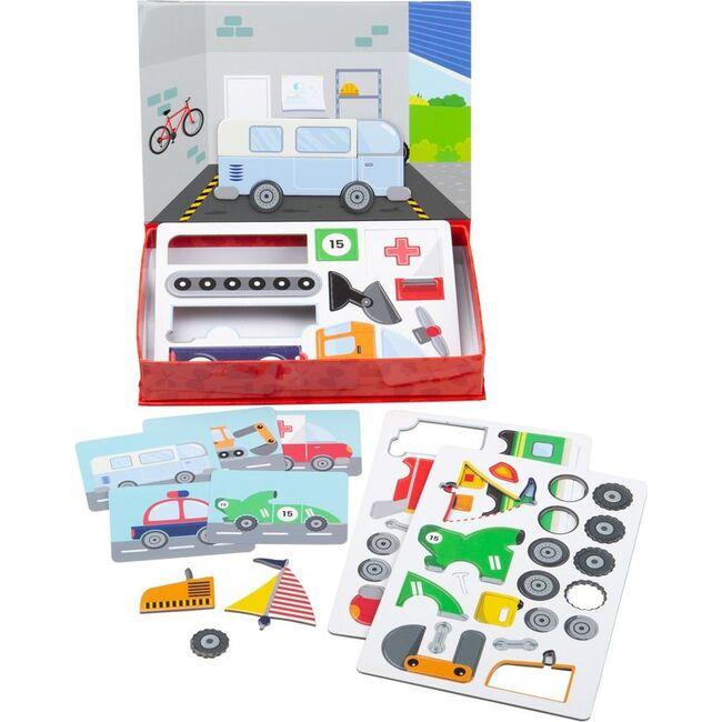 Mag-Play, Mechanic