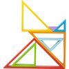 Wooden Stacking Triangles - Stackers - 1 - thumbnail