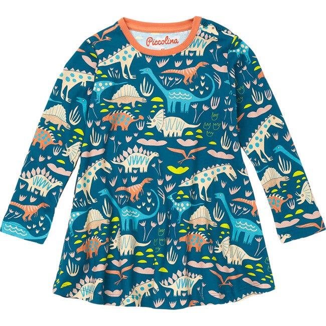 Tunic Dress With Pockets, Paleontology