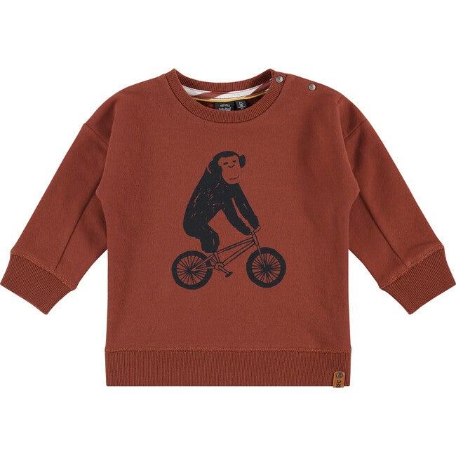 Monkey Pullover, Mahony