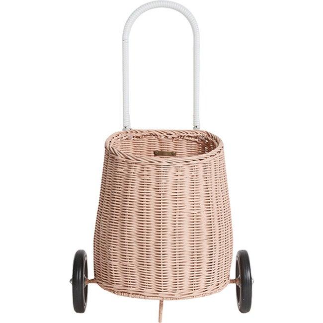 Luggy Basket, Rose
