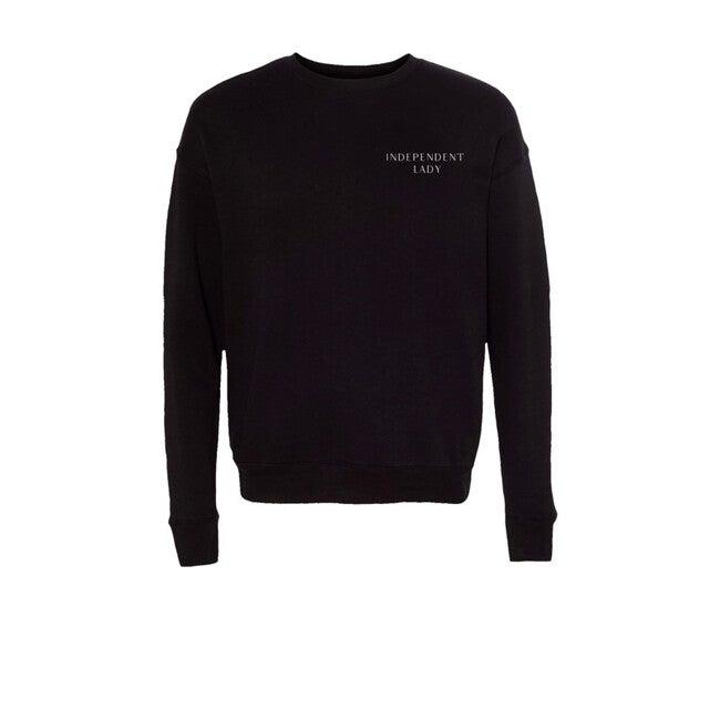 Independent Lady Women's Sweatshirt, Black