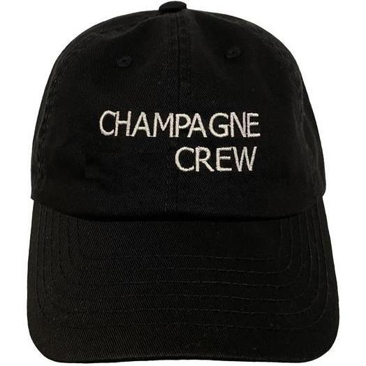Champagne Crew Baseball Hat