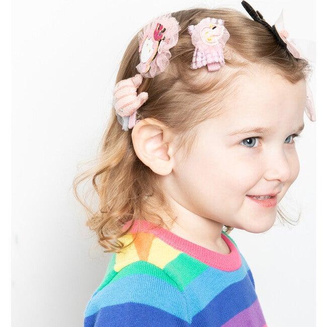 Pink Adelia Hair Assortments