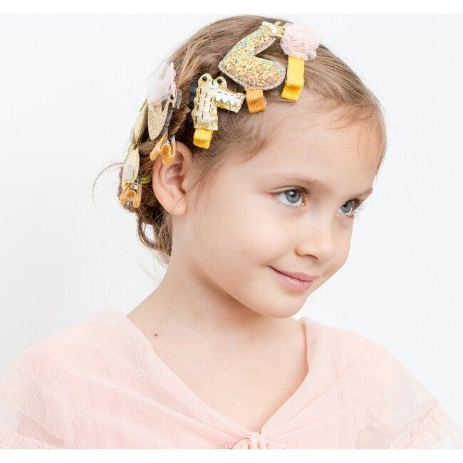 Gold Lena Hair Assortments