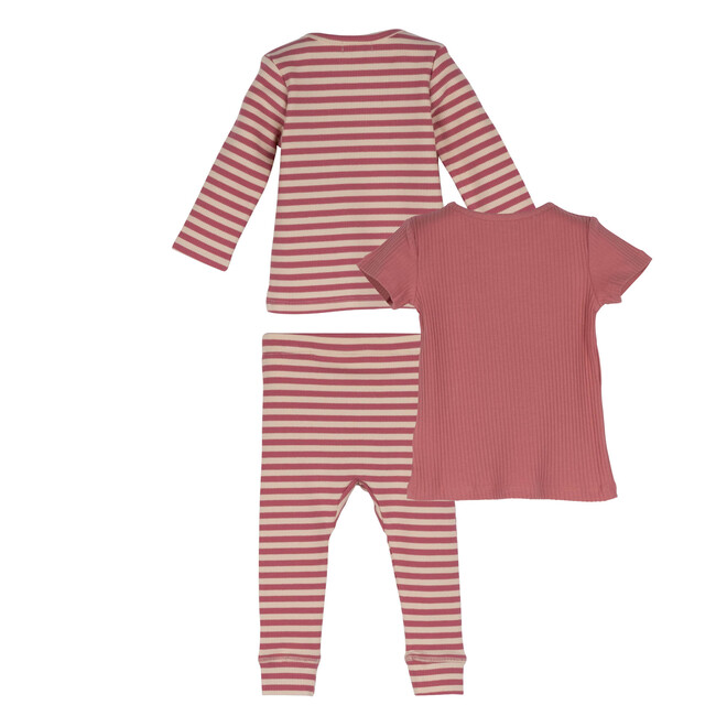 Basics Bundle, Pink Multi