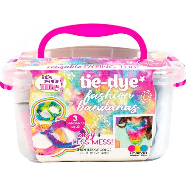 Tie-Dye Fashion Bandanas Case