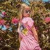 Simone Jumpsuit, Crystal Rose Pink - Jumpsuits - 2