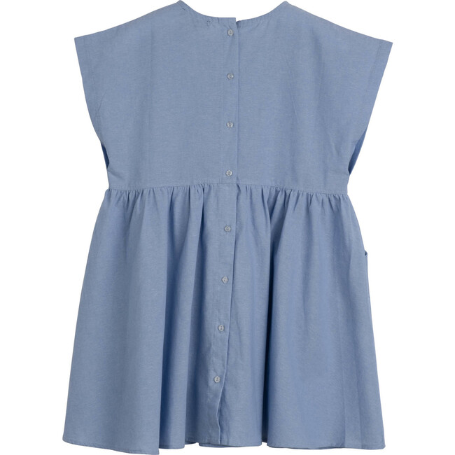 Zadie Chambray Dress, Chambray