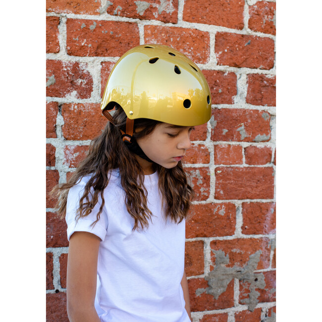 Lil' Helmet, Gold