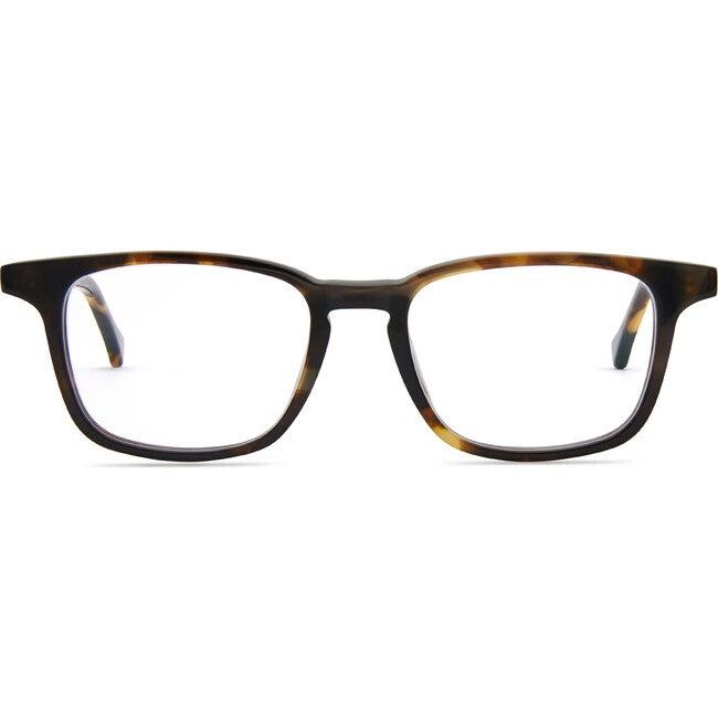 Kids Nash Glasses, Whiskey Tortoise - Blue Light Glasses - 1