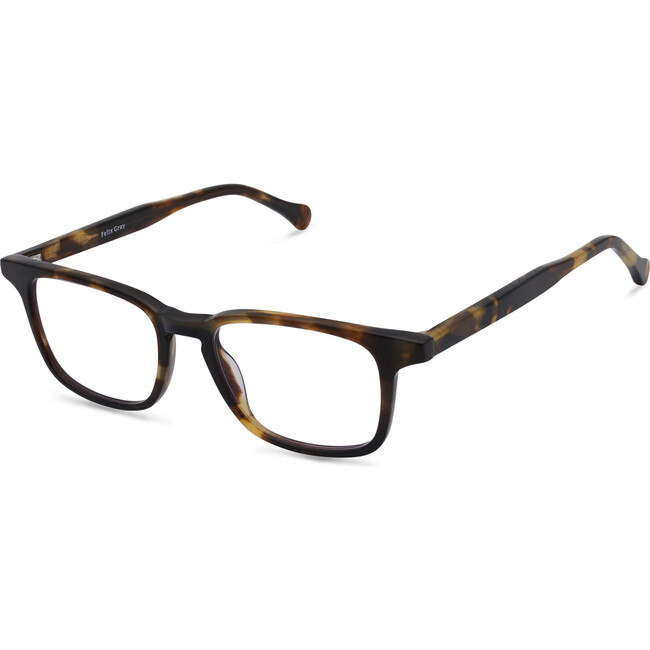 Kids Nash Glasses, Whiskey Tortoise