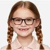 Kids Nash Glasses, Whiskey Tortoise - Blue Light Glasses - 7