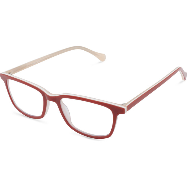 Kids Faraday Glasses, Ruby Red
