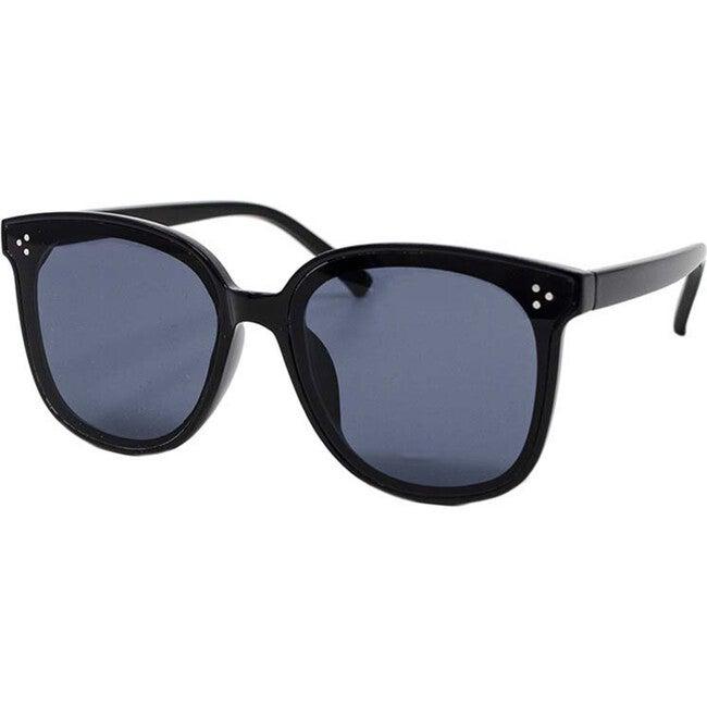 Black Wayfarer Sunglasses