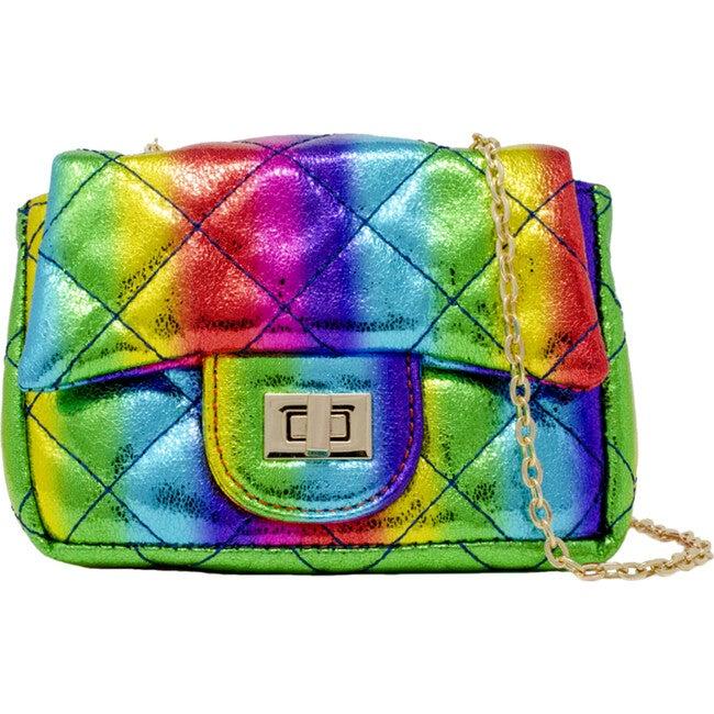 Classic Handbag, Rainbow