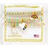 Rainbow Unicorn Bead Bracelet Set - Bracelets - 5