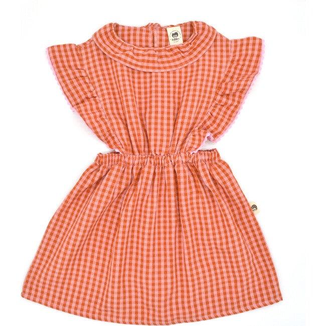 Nora Jumper Skirt, Apricot